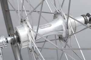 "Mavic 500 / Mavic GP4 Vintage 28""/700c Tubular Road Wheels - Pedal Pedlar - Bicycle Wheels For Sale"