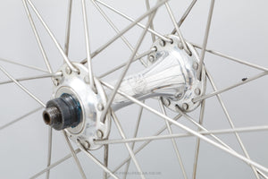 Campagnolo Athena (D300) / Campagnolo Omega Strada Hardox Vintage 700c Clincher Road Wheels - Pedal Pedlar - Bicycle Wheels For Sale