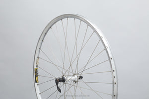 Shimano Tiagra (HB-4400) / Mavic A319 Classic 700c Clincher Touring Front Wheel - Pedal Pedlar - Bicycle Wheel For Sale