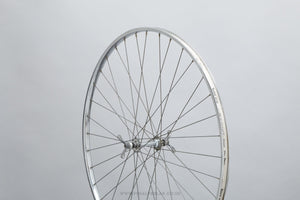 New Star / Lyotard S.C Vintage 700c Clincher Randonneur Front Wheel - Pedal Pedlar - Bicycle Wheel For Sale
