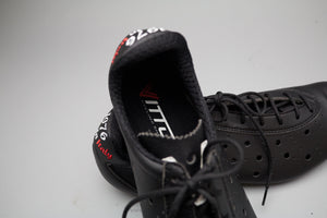Vittoria 1976 Handmade 3 Hole Cycling Shoes - Pedal Pedlar  - 4