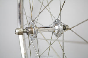 New Star - Regida Super Chromix - 550A Vintage Road Wheels - Pedal Pedlar  - 2