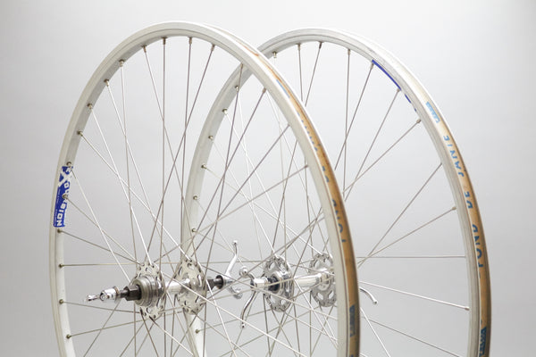 Normandy Track / Ambrosio Excursion Vintage Track Wheelset