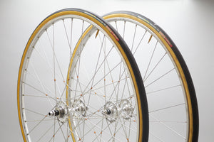 Campagnolo Record Track / Mavic Speciale Sport Vintage Track Wheelset
