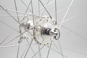 Campagnolo Record High Flange / Mavic Monthlery Pro Vintage Road Wheelset