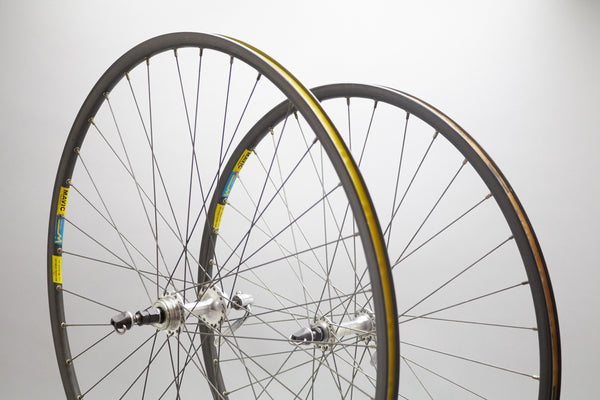 Maillard / Mavic Open 4CD Vintage Low Pro Time Trial 700/650 Wheelset