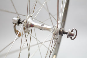 Campagnolo Record / Mavic GP4 Vintage Road Wheelset