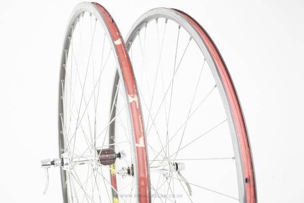 Suntour Superbe Pro - Mavic SUP - 700c Road Wheels - Pedal Pedlar  - 1