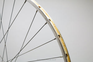 Normandy H/F / Mavic Vintage Tubular Front Wheel