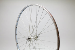 Campagnolo Nuovo Record / Weinmann Vintage Tubular Front Wheel