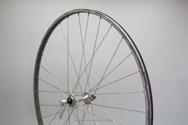 Shimano RX100 / Wolber GTX2 Vintage Clincher Front Wheel