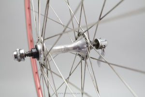 Campagnolo Athena / Rigida Ultimate Power Vintage Clincher Front Wheel