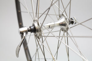 Campagnolo Croce D'Aune / Ambrosio Formula 20 Vintage Tubular Front Wheel