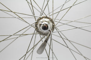 Campagnolo Nuovo Record / Mavic Monthlery Route Vintage Tubular Front Wheel