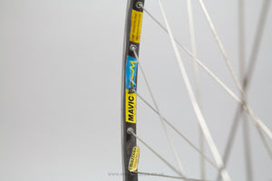 Mavic 500 RD / Mavic Open 4 CD Vintage Clincher Front Wheel