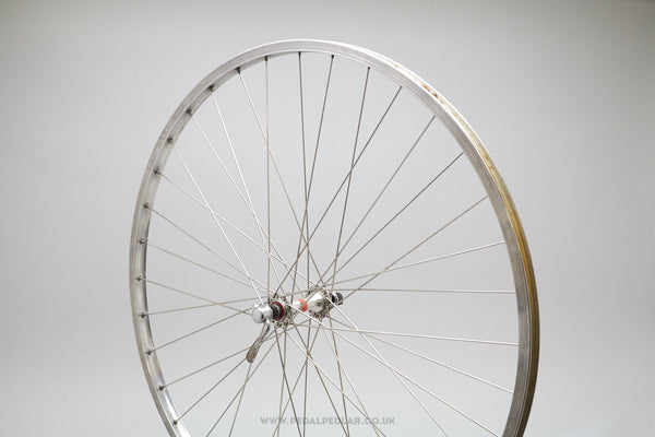 "Normandy Luxe / Weinmann Vintage 27 x 1 1/4"" Clincher Front Wheel"