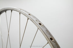 Campagnolo Record / Nisi AN 85 Vintage Tubular Rear Wheel