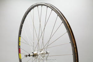 Suntour Edge / Mavic Open S.U.P CD Vintage Clincher Rear Wheel