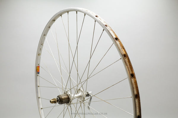 Shimano Dura Ace EX / Mavic Monthlery Route Vintage Tubular Rear Wheel