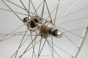 Omas / Mavic Monthlery Pro Vintage Tubular Rear Track Wheel