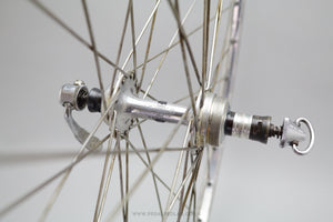 Campagnolo Record / Mavic Monthlery Pro Vintage Tubular Rear Wheel
