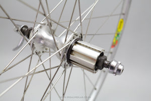 Campagnolo Mirage / Mavic MA3 Vintage Clincher Rear Wheel