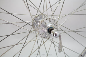 Normandy High flange / Milremo Vintage Tubular Rear Wheel