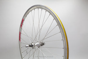 Campagnolo Athena / Rigida DP18 Vintage Clincher Rear Wheel