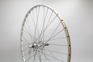 Normandy High Flange / Mavic Vintage Tubular Rear Wheel