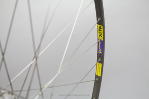 Miche Competition / Mavic GP4 Vintage Tubular Rear Wheel