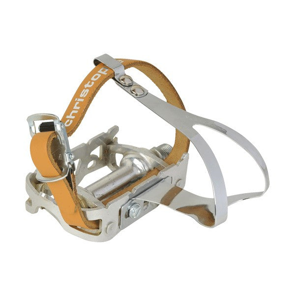 Christophe Steel Toe Clips - Pedal Pedlar  - 1