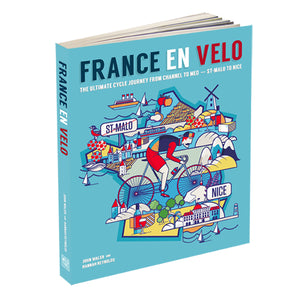 France En Velo Cycling Book - Pedal Pedlar - Classic & Vintage Cycling
