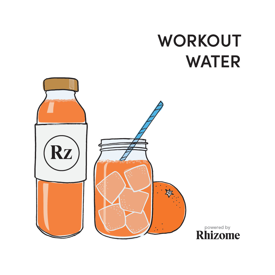 Workout Water