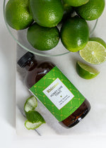 Honey Lime Tonic