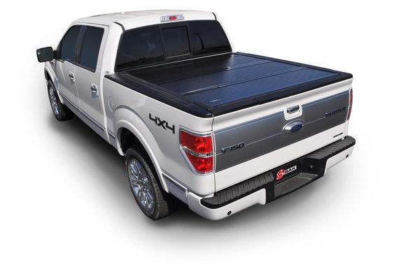 BAKFlip G2 2015-2018 Ford F-150 Hard Folding Truck Bed Cover 5.5' Bed- 226329