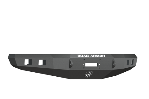 Road Armor 2015-2017 F150 Black Stealth Winch Bumper- 615R0B