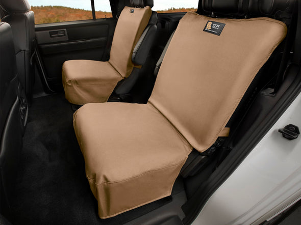 WeatherTech 2015-2018 Ford F-150 Front Seat Protector - SPB002