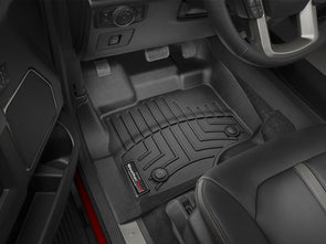 WeatherTech Front FloorLiner 2015-2018 F150 Supercrew/Supercab - 446971