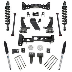 Pro Comp 6 Inch Lift Kit with Front MX2.75 Coilovers and Rear Pro Runner Shocks Fits 2015-2017 4WD - K4189BPX