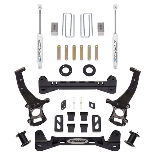 Pro Comp 6 Inch Stage 1 Lift Kit with ES9000 Rear Shocks 2 Wheel Drive - K4190B