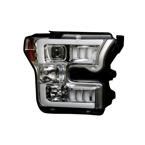 RECON Projector Headlights - 264290CLC