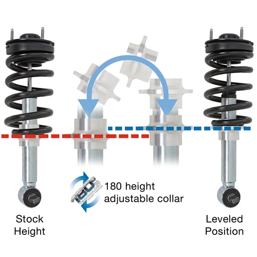 Pro Comp Suspension ZX2118 Shock Absorber