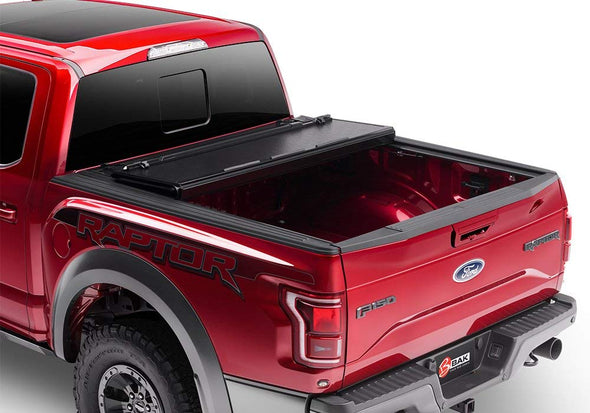 BAKFlip F1 2004-2014 Ford F150 Hard Folding Truck Bed Cover 5.5' Bed -772309