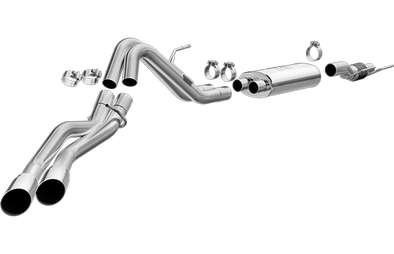 MagnaFlow 19053 Cat-Back Performance Exhaust System - 2015-2018 F-150 Ecoboost