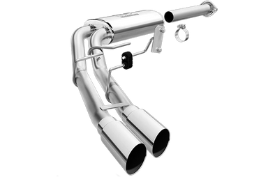 MagnaFlow 19054 Cat-Back Performance Exhaust System - 2015-2018 F-150 with 5.0L