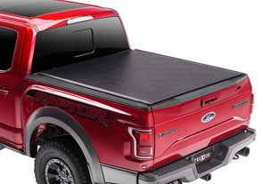 TruXedo Lo Pro QT Soft Roll Up Tonneau Cover 8' Bed - 598601