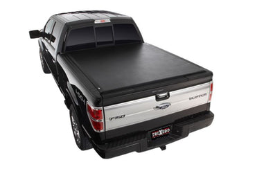 TruXedo Lo Pro QT Soft Roll Up Tonneau Cover 8' Bed - 598701