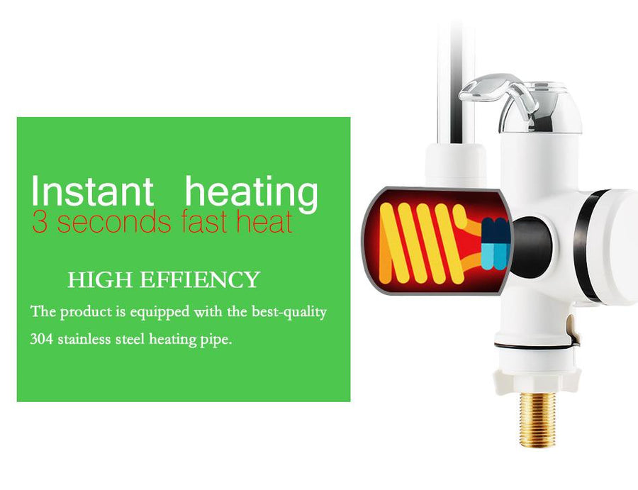 Electric Kitchen Water Heater