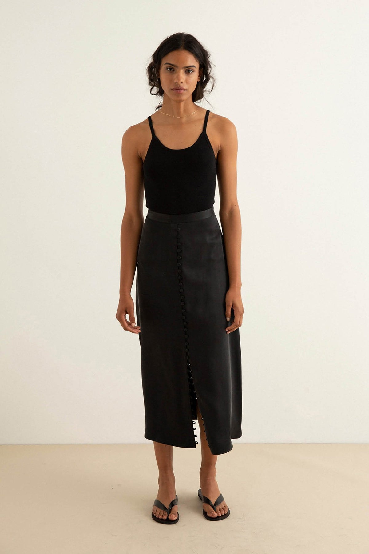 Marle Rosie Skirt // Black