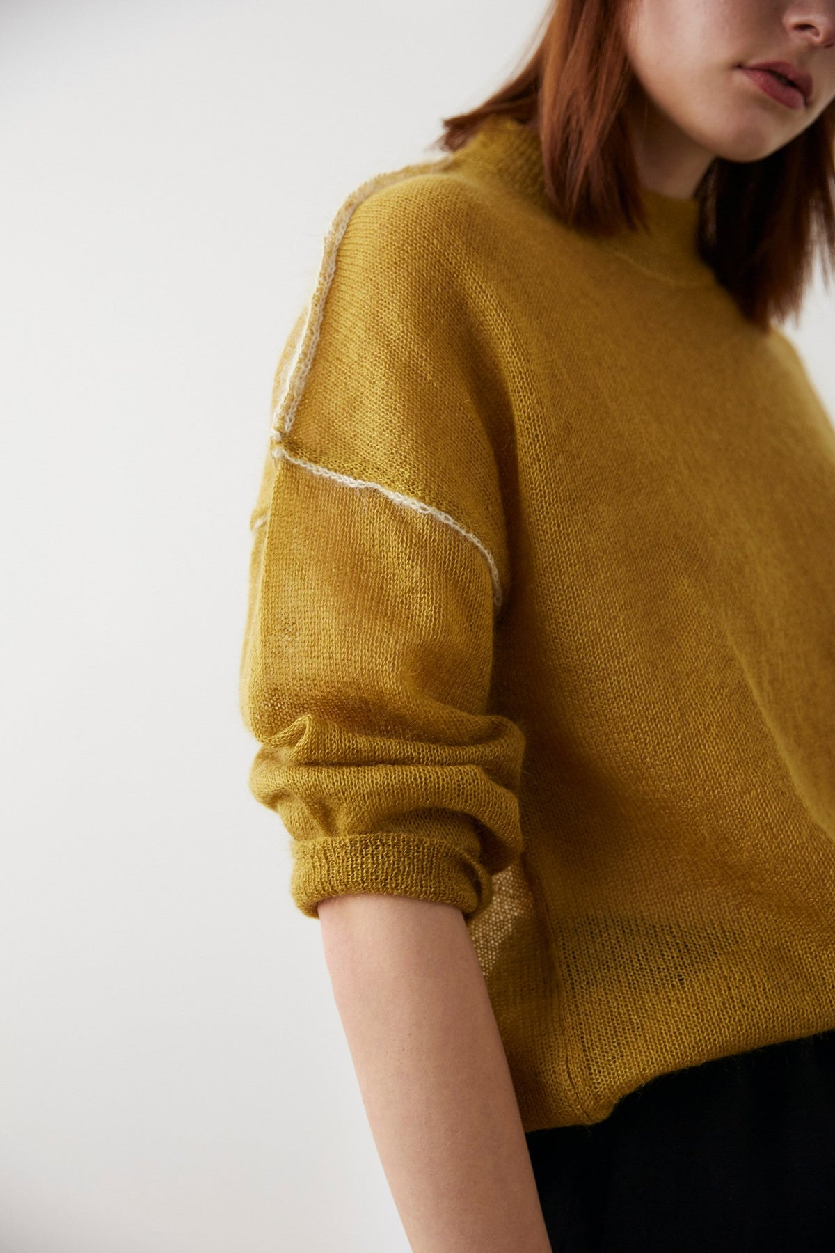 Karie Knit // Amber